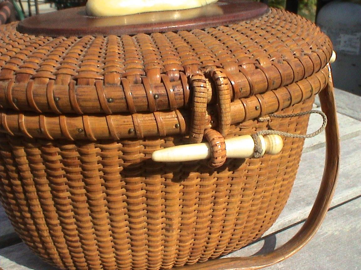 Nantucket Basket Weaving Patterns : Little augury charlotte s leitmotif